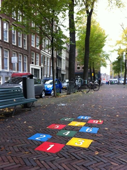 Diversão para quem quiser - Amsterdam