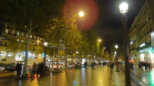 Champs-Elysées - Paris
