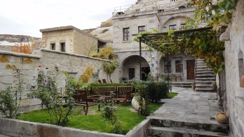 Traveller's Cave Hotel, Capadócia - Turquia