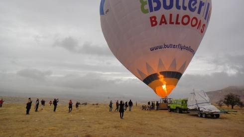 Butterfly Balloons, Capadócia - Turquia