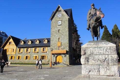 Centro Cívico - Bariloche - Argentina